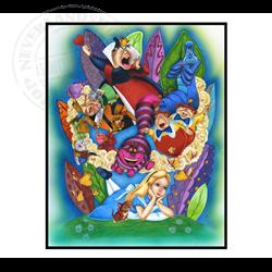 Remembers - Alice in Wonderland