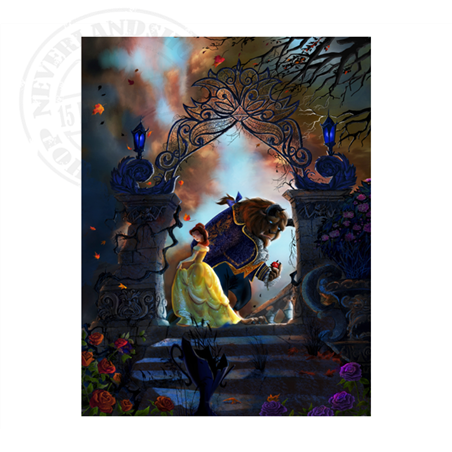 Enchanded Garden - Beauty & the Beast