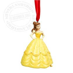 3D Ornament - Belle