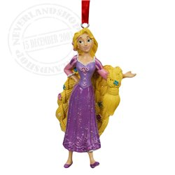 3D Ornament - Rapunzel