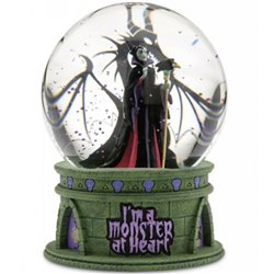 SnowGlobe - Maleficent