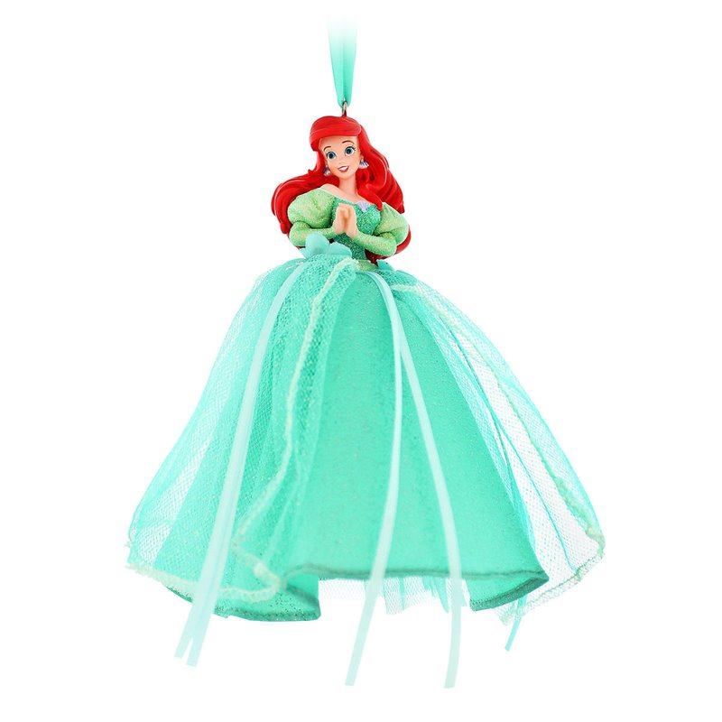 9001 3D Ornament X-Mas Gown - Ariel