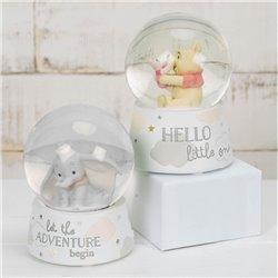 Magical Beginnings Snowglobe - Pooh & Piglet