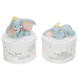 Magical Beginnings 3D Tooth & Curl Pots - Dumbo