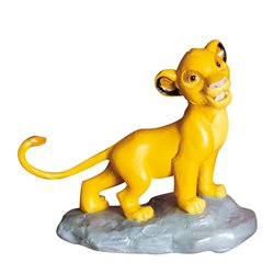 Small Figurine - Simba