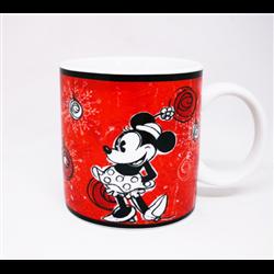 EM 502 Christmas Mug - Minnie