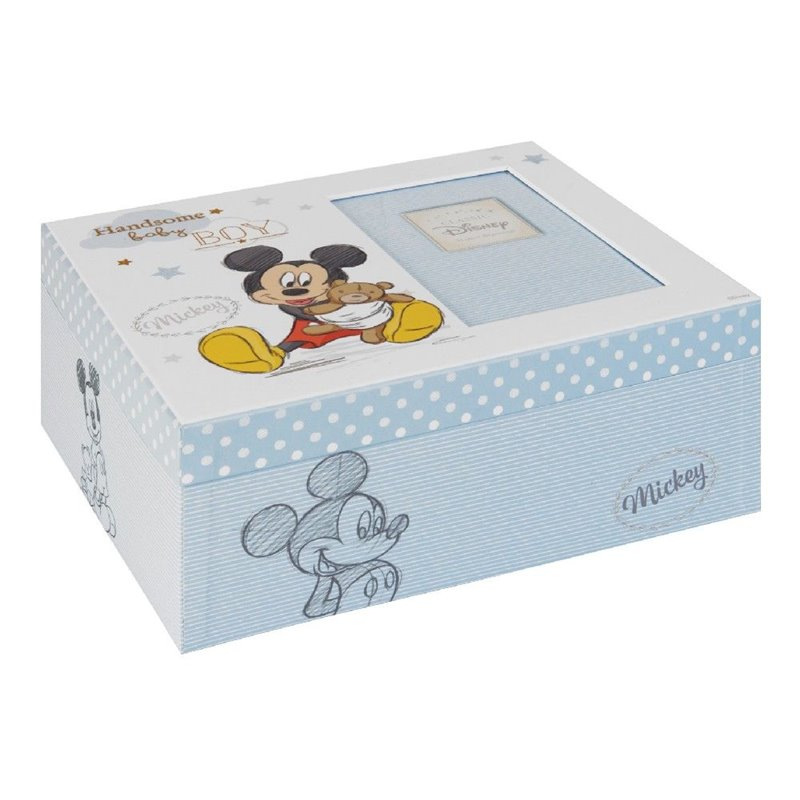 Magical Beginnings Keepsake Box - Minnie