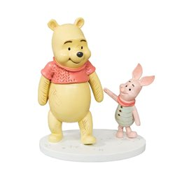Christopher Robin Let's Wander Together - Pooh & Piglet