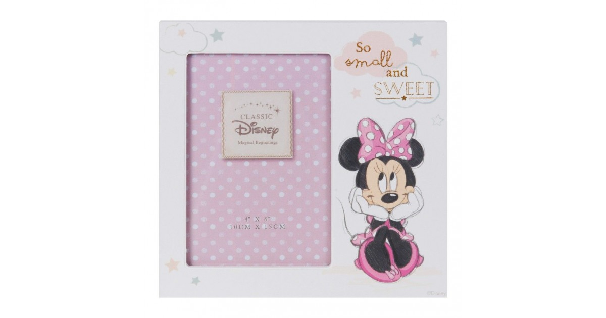 "Magical Beginnings Frame 4"" x 6"" - Mickey"