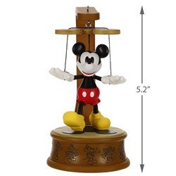 Hallmark Keepsake Fireside Friends - Mickey & Minnie