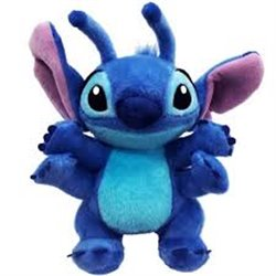 DisneyStore Plush Alien - Stitch