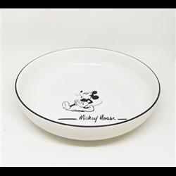 Sketch Pasta Plate - Mickey