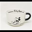 Sketchy Cappuchino Mug - Mickey