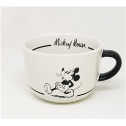 Sketch Cappuchino Mug - Mickey