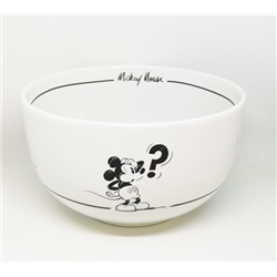 Sketch Salade Bowl - Mickey