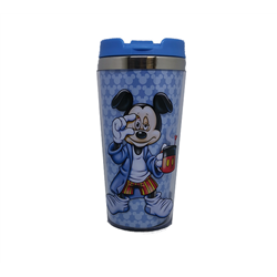 Travel Mug Rough Morning - Mickey