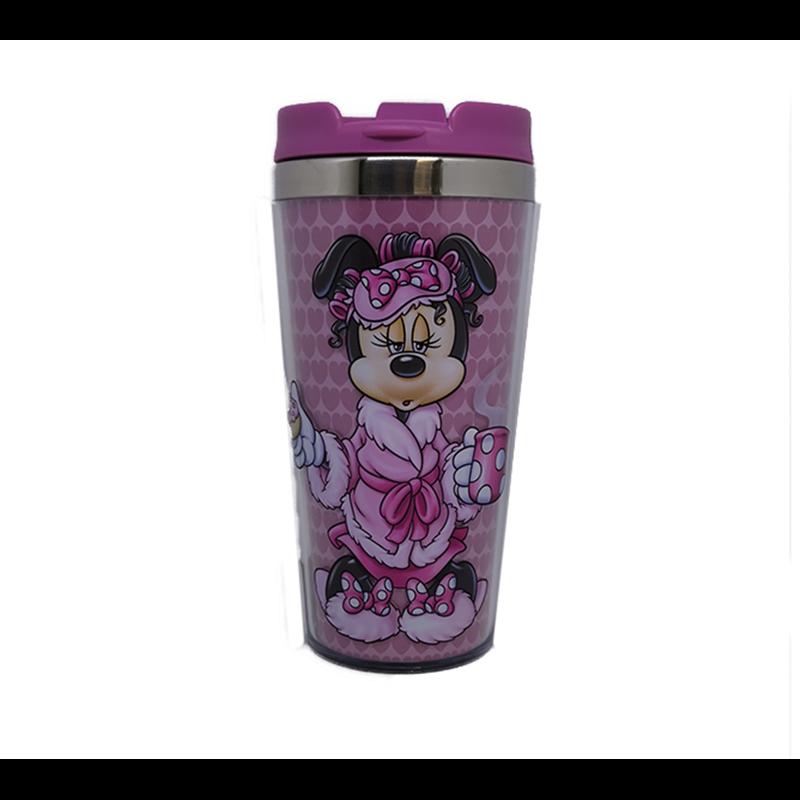 Travel Mug Aren't Pretty - Minnie