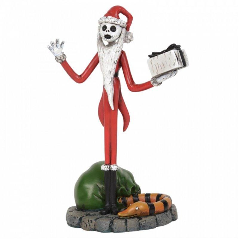 Jack Steals Christmas - Jack Skellington