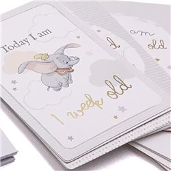 Magical Beginnings Milestone Card Set - Dumbo