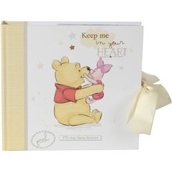 "Magical Beginnings Photo Album 4"" x 6"" - Pooh & Piglet"