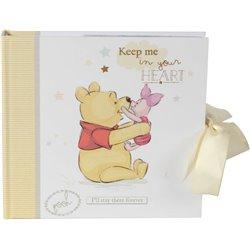 """Magical Beginnings Photo Album 4"""" x 6"""" - Pooh & Piglet"""