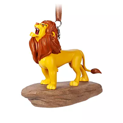 9009 3D Ornament The King - Simba