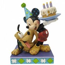 Pluto & Mickey