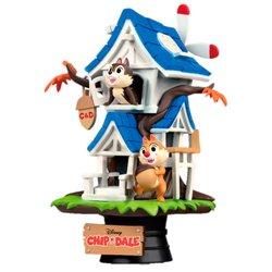 Diorama Tree House - Chip & Dale