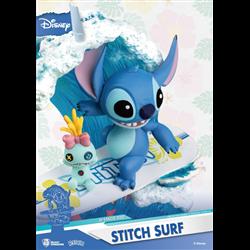 Diorama - Lilo & Stitch