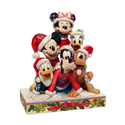 Piled High with Holiday Cheer - Mickey & Co