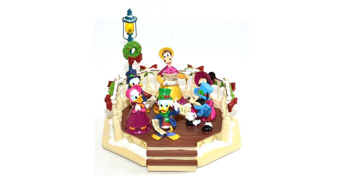 Music Christmas Carol - Mickey & Friends