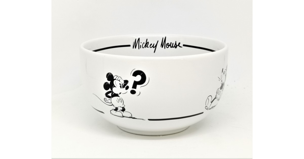 Sketchy Bowl - Mickey