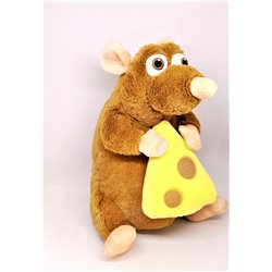 DisneyStore Plush Fromage - Emile