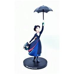 Klein Figuur Op Base - Mary Poppins