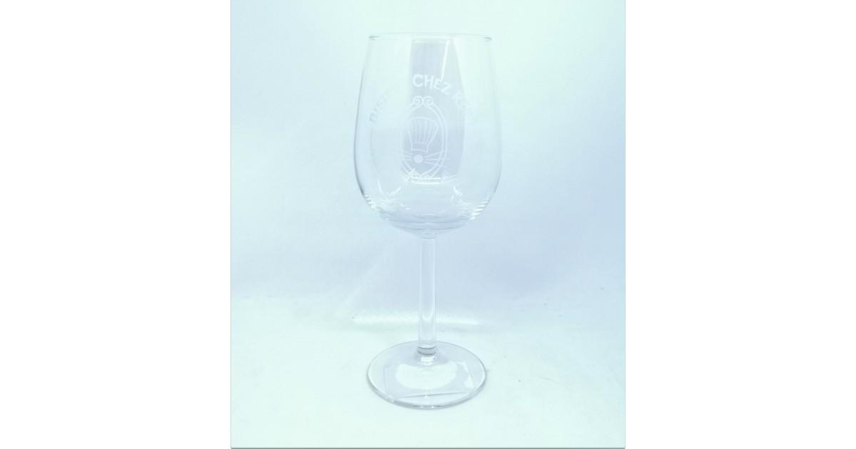 Bistro Wine Glass - Ratatouille