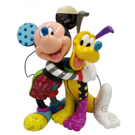 Karakters By - Mickey & Pluto