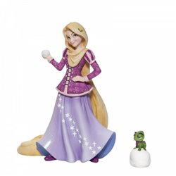 Holiday - Rapunzel en Pascal