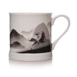 Vintage Mug - Mulan