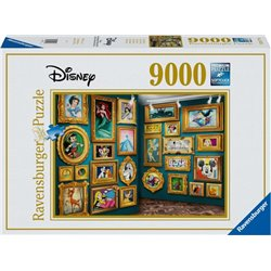 MultiProperty Museum 9000pc - Disney