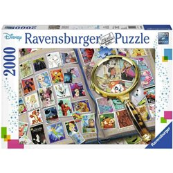 My Stamp Album Puzzel - Disney