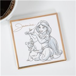 Classic Collectible Coaster - Jasmine