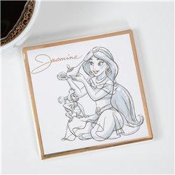 Classic Collectible Coaster - Jasmine