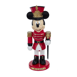 Nutcracker Santa - Mickey