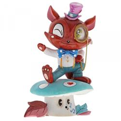 Miss Mindy Mr. Fox Figurine