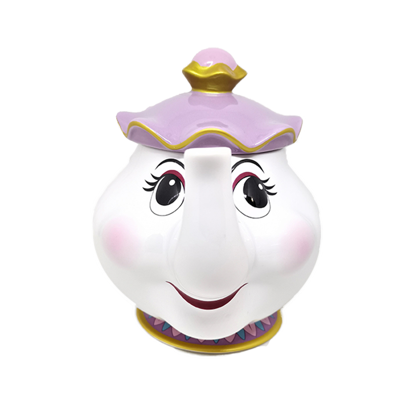 Teapot - Mrs.Potts