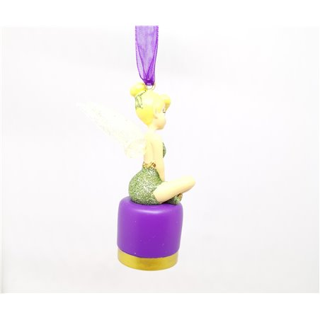 9024 Dangle Ornament Sitting - Tinkerbell