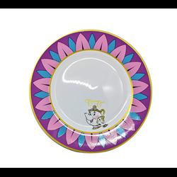 Dessert  Plate - Mrs Potts & Chip