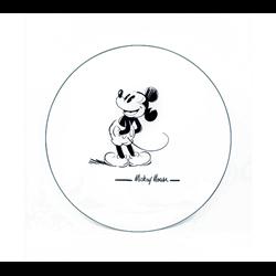 Sketchy Dinner Plate - Mickey