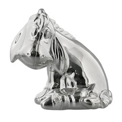 Silverplated Money Box - Eeyore