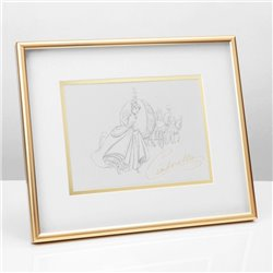 Classic Collection Framed Print - Cinderella